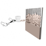 Structural plaster K-300 for M-System